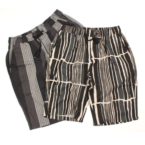 [HANJIRO Japan] PATTERN SHORTS AorB
