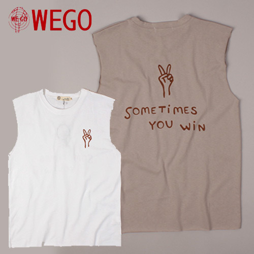 [WEGO] Victory Sleeveless 빅토리나시