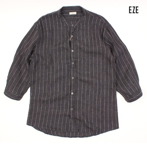 [HANJIRO Japan] EZE LINEN SHIRTS NO.2