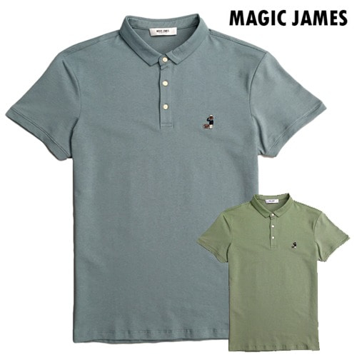 [MAGIC JAMES] SPAN Collar PKT