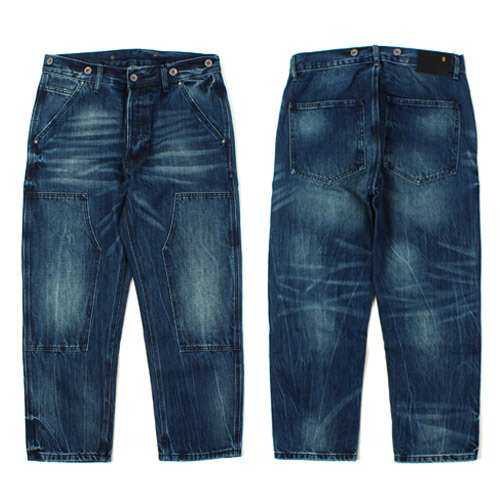 [R.1.3/STOCK] Retro Wild Denim 레트로와일드데님