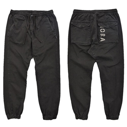 [MORATA TOLKINE] Backpocket logo Jogger Pants 조거팬츠