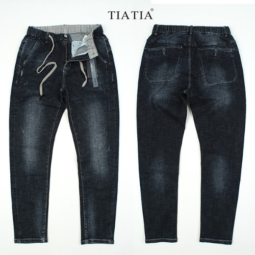 [TIATIA] DARK DENIM BANDING SL