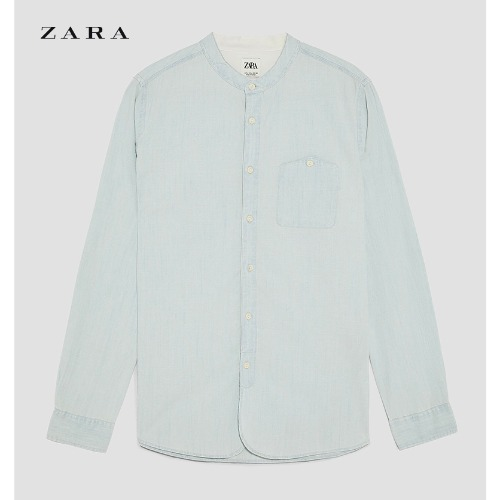[ZARA MAN] DENIM SHIRTS 데님셔츠