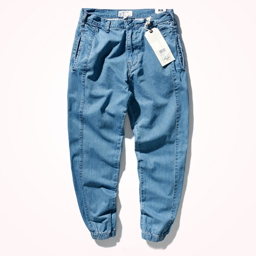 [MORATA TOLKINE] DENIM JOGGER PANTS 모라타 데님조거팬츠