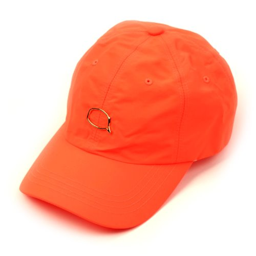 [UNIVERSAL CHEMISTRY] Cool Bubble Orange Ballcap(GOLD/BLACK) 유니버셜케미스트리