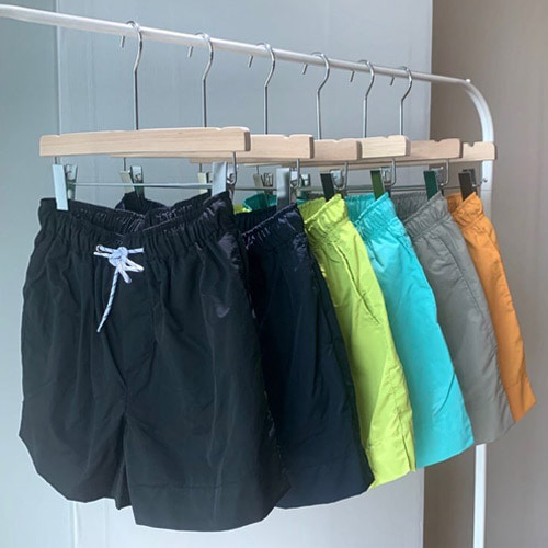 [THEJOON]Nylon Cool Short Pants 나이론 쿨숏팬츠