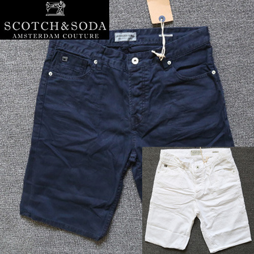 [Scotch&Soda]RALSTON Washing Short Pants(34,36사이즈)