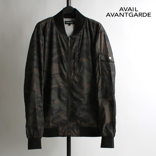 [Avail Avantgarde] Camo Wind Keeper Jumper 카모점퍼