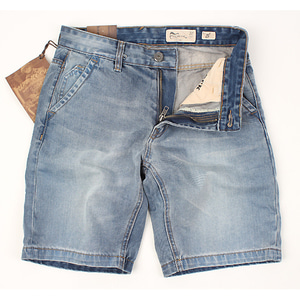 [MIDWEST] RIFF ROCK DENIM SHORTS no.2