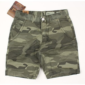 [MIDWEST] RIFF ROCK CAMO SHORTS