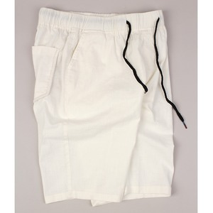 [HANJIRO Japan] WHITE BENDING SHORTS 한지로 화이트숏