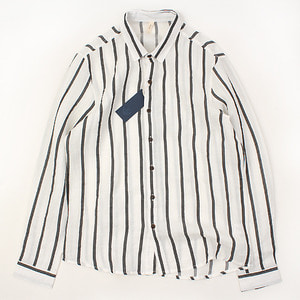 [HANJIRO Japan] STRIPE LINEN SHIRTS