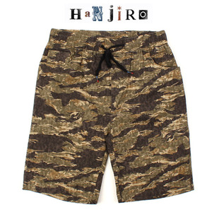 [HANJIRO Japan] TIGER CAMO BENDING SHORTS