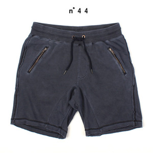 [no.44] EDGECUT ZIP SHORTS