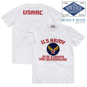 [WHO'S WHO] Non-Stock U.S ARMY Tee 후즈후