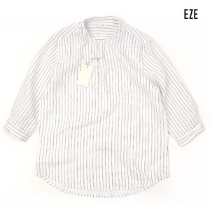 [HANJIRO Japan] EZE LINEN SHIRTS NO.1
