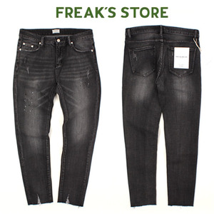 [FREAK'S STORE] PAELEE Washing cutting jeans 워싱컷팅진