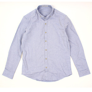 SALE [WHO'S WHO] DRESS SHIRTS STRIPE L(95)