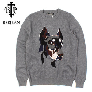 [BEEJEAN] DOBERMANN KNIT SWEATERS 도베르만니트