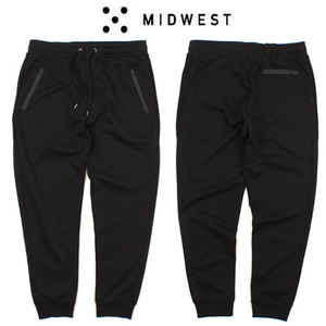 [MIDWEST]C.T.V TRAINING JOGGER BLACK PANTS 조거팬츠