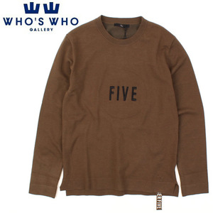 [WHO'S WHO] Circle Five Knit