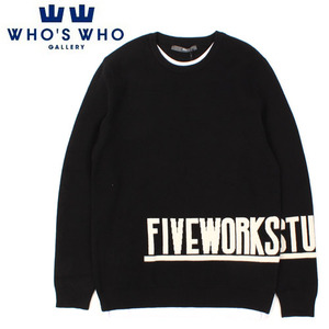 [WHO'S WHO] Fiveworks Studios Knit