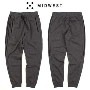 [MIDWEST]C.T.V TRAINING JOGGER GRAY PANTS 조거팬츠