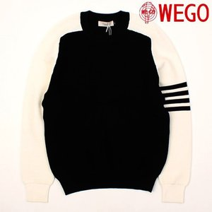 [WEGO] Arm Line Knit 라인니트