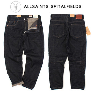 [A.SAINTS/STOCK] Riging Red Tab Denim 레드탭 배기데님