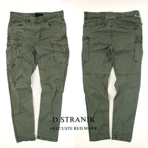 [no.44] D.STRANIK 9POCKET CARGO