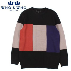 [WHO'S WHO] Dodol Square Knit