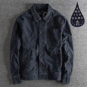 [MORATA TOLKINE] WASHING DENIM JACKET