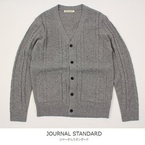 [JOURNAL STANDARD]GY knit Cardigan