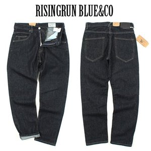 [RISINGRUB BLUE&CO] Indigo Denim