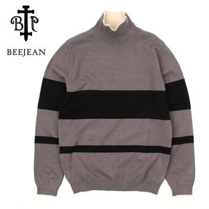 [BEEJEAN] Double Neck Knit 더블넥니트