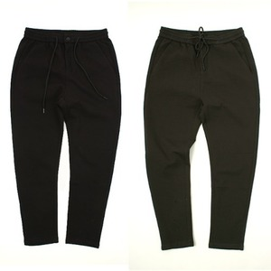 [WEGO] Neoprene baggy bendingPants 네오프랜 배기밴딩팬츠
