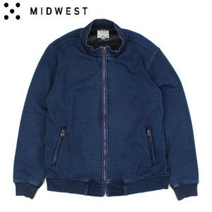 [MIDWEST] C.T.V  NAVY FUR ZIP-UP 안감기모집업