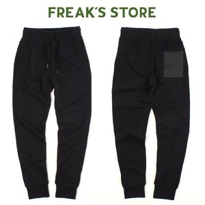 [FREAK'S STORE] ACQUIRED TAPE TRANNING PANTS 안감기모 슬림 트레이닝팬츠