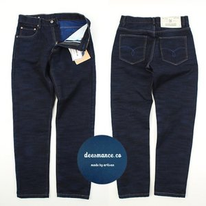 [DEESMANCE] 03D14 BLUE DENIM