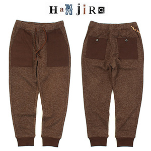 [HANJIRO japan] Brown Pocket Jogger Pants 포켓조거팬츠