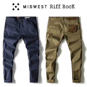 [MIDWEST] RIFF ROCK COTTON RUFF PANTS 코튼팬츠
