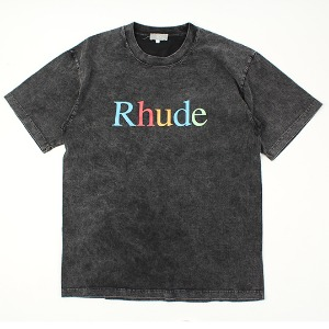 [THEJOON] Rhude STONE WASHED S/S T