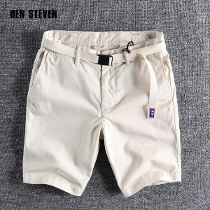 [BEN STEVEN] BELT HUNTER SHORT
