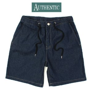 [AUTHENTIC] Banding Short Denim 밴딩숏데님
