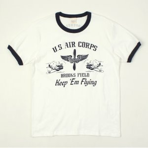 [SHIPS] Air Corps Brooks Field S/S Tee