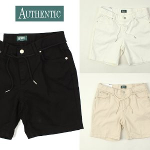 [AUTHENTIC] String Short Denim 스트링숏데님