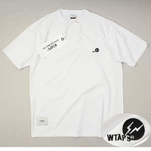 [WTAPS/STOCK] OVER-FIT LOGO T