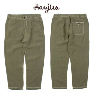 [HANJIRO japan] Khaki Linen Pants 린넨팬츠