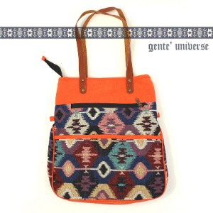 [gente'universe] ETHNIC BAG NO.001 장테 에스닉숄더백